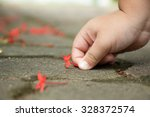 save the world for our children ... | Shutterstock . vector #328372574