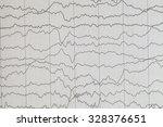 brain wave on... | Shutterstock . vector #328376651