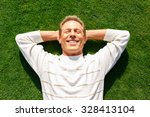 on the edge of happiness....   Shutterstock . vector #328413104