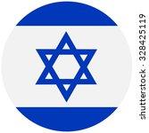 vector illustration of israel... | Shutterstock .eps vector #328425119