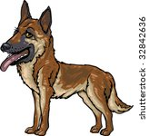 vector  clip art  caricature...   Shutterstock .eps vector #32842636