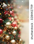 christmas background | Shutterstock . vector #328442759