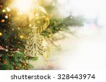christmas background | Shutterstock . vector #328443974