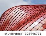 red tiles  | Shutterstock . vector #328446731