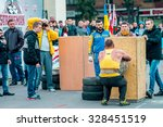 poltava  ukraine   17 october... | Shutterstock . vector #328451519