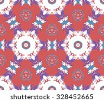 seamless pattern for decoration.... | Shutterstock .eps vector #328452665