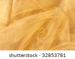 gold color fabric | Shutterstock . vector #32853781