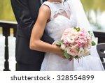 wedding couple | Shutterstock . vector #328554899