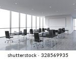 corporate workplaces equipped... | Shutterstock . vector #328569935