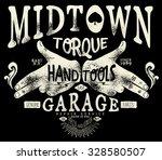 tee graphics old school graphic ... | Shutterstock .eps vector #328580507