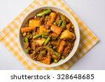 Indian Recipe  Mixed Veg...