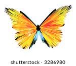 butterfly   Shutterstock . vector #3286980