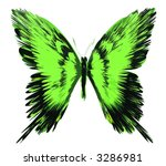 butterfly   Shutterstock . vector #3286981