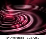 purple concentric ripples ... | Shutterstock . vector #3287267