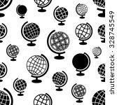 seamless vector pattern with... | Shutterstock .eps vector #328745549