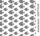 fish icon graphic design ... | Shutterstock .eps vector #328774145