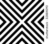 zig zag hazard stripes texture... | Shutterstock . vector #32884090