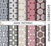 Asian Vector Pattern Pattern...