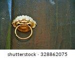 Chinese Style Door Handles