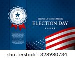 election day   Shutterstock .eps vector #328980734