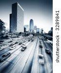 los angeles highway | Shutterstock . vector #3289841