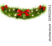 christmas design | Shutterstock . vector #329022011