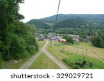 wisla  south poland   july 19 ...   Shutterstock . vector #329029721