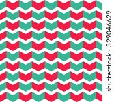 zigzag geometric seamless... | Shutterstock .eps vector #329046629