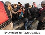 kos  greece   october 17  2015  ... | Shutterstock . vector #329062031