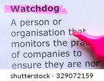 Watchdog Word Highlighted On...