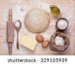 Food Baking Background....