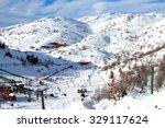 Mount Hermon  The Ski Resort.