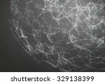 abstract sphere background | Shutterstock . vector #329138399