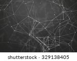 abstract black white background   Shutterstock . vector #329138405