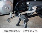 motorcycle gear | Shutterstock . vector #329151971