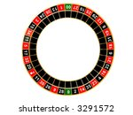 roulette numbers | Shutterstock . vector #3291572
