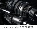 automotive transmission gearbox | Shutterstock . vector #329225291