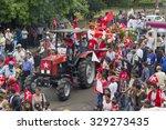 esteli  nicaragua   october 24  ... | Shutterstock . vector #329273435