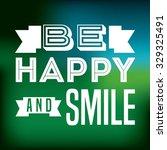 motivational message design ... | Shutterstock .eps vector #329325491