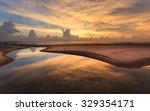 Beautiful Sunset At Karon Beac...
