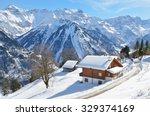 braunwald  switzerland | Shutterstock . vector #329374169