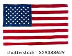 american flag | Shutterstock . vector #329388629