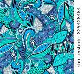 seamless pattern background... | Shutterstock . vector #329428484