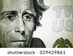 Close Up To Andrew Jackson...