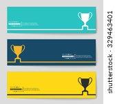 abstract creative concept... | Shutterstock .eps vector #329463401
