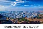 panorama of jodhpur  also known ...