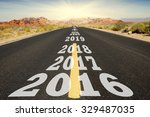 Road To New Year