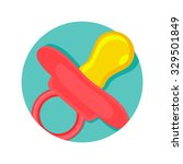 flat vector icon   illustration ... | Shutterstock .eps vector #329501849