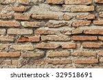 background of brick wall... | Shutterstock . vector #329518691