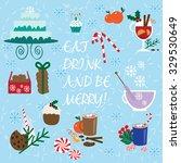 Christmas Food And Drink...